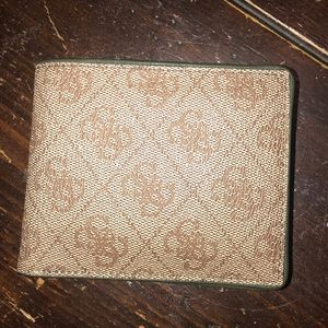 Guess G Pass Case Wallet (Uncommon!)